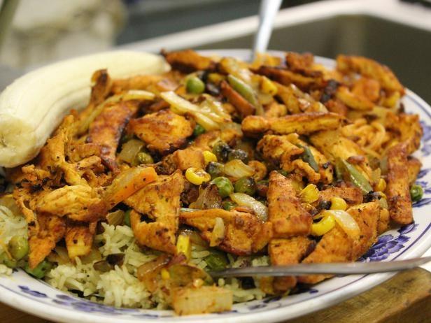 African-Style Chicken advise