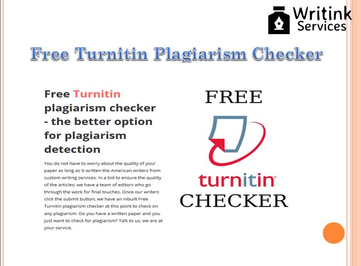 How to avoid plagiarism in turnitin for technical papers
