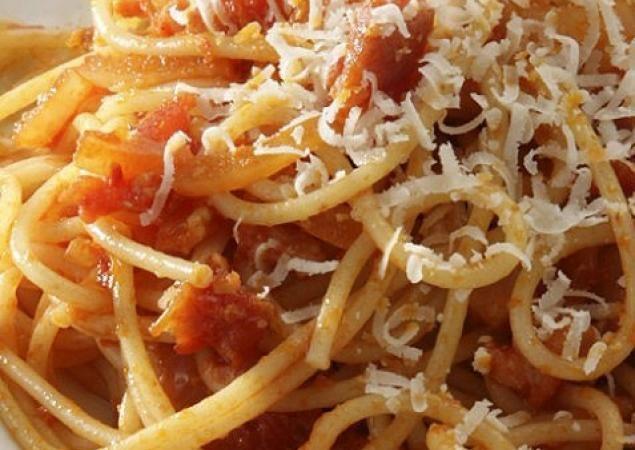 roman style spaghetti | Money Saving Meals | Pinterest