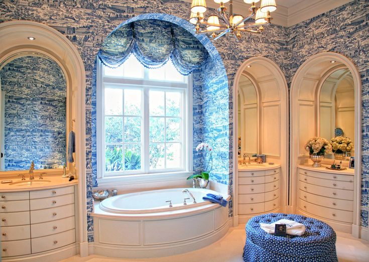 Interior Designer Jupiter Florida - Country French Estate