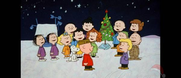 Charlie Brown Christmas Image