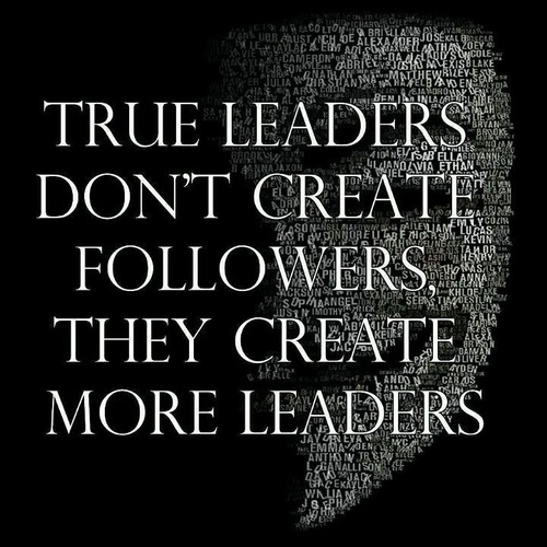 Leadership quotes tumblr funny