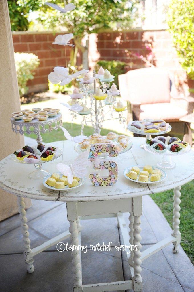baby shower dessert table ideas tablescapes pinterest
