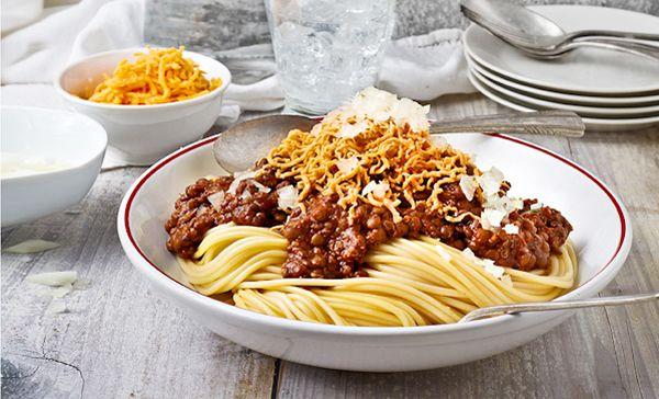 Vegan Cincinnati Chili for Two | Food - Main Dishes | Pinterest