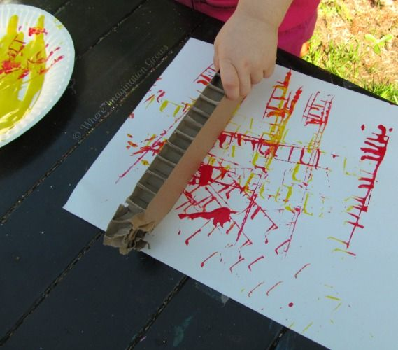 earth day art activities with recyclables