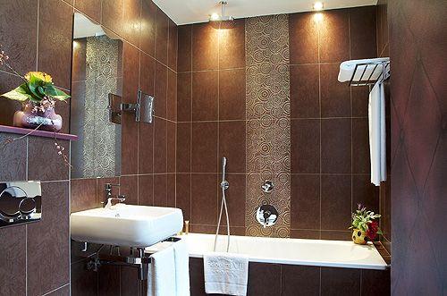 Une salle de bain tout id maison salle de bains - Pinterest deco salle de bain ...