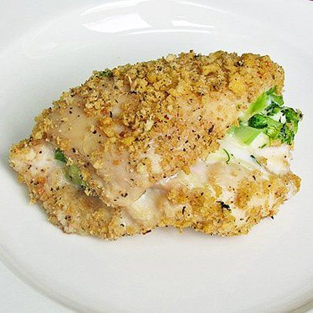 Skinny Broccoli and Cheese Stuffed Chicken | Skinny Mom | Where Moms ...