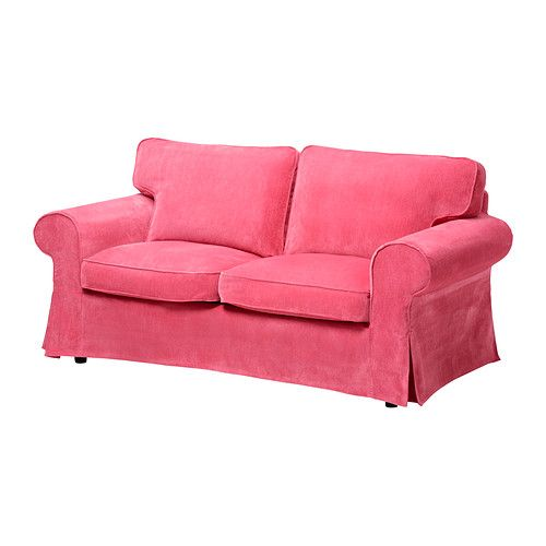 Ikea ektorp sofa covers vellinge pink new home ideas for Ikea sofa rosa