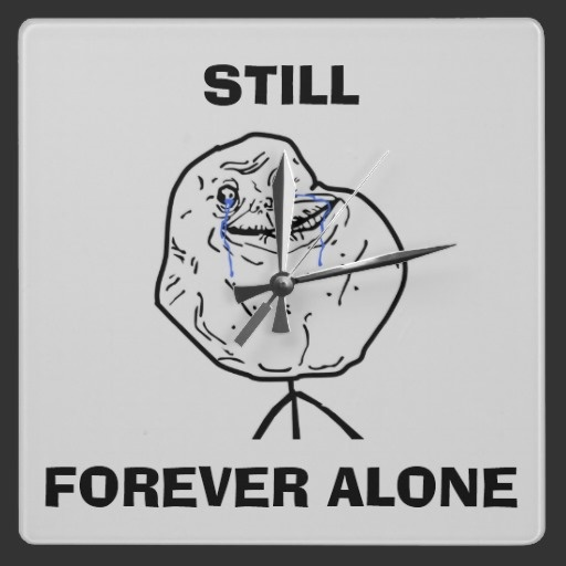 forever alone on valentine's day quotes