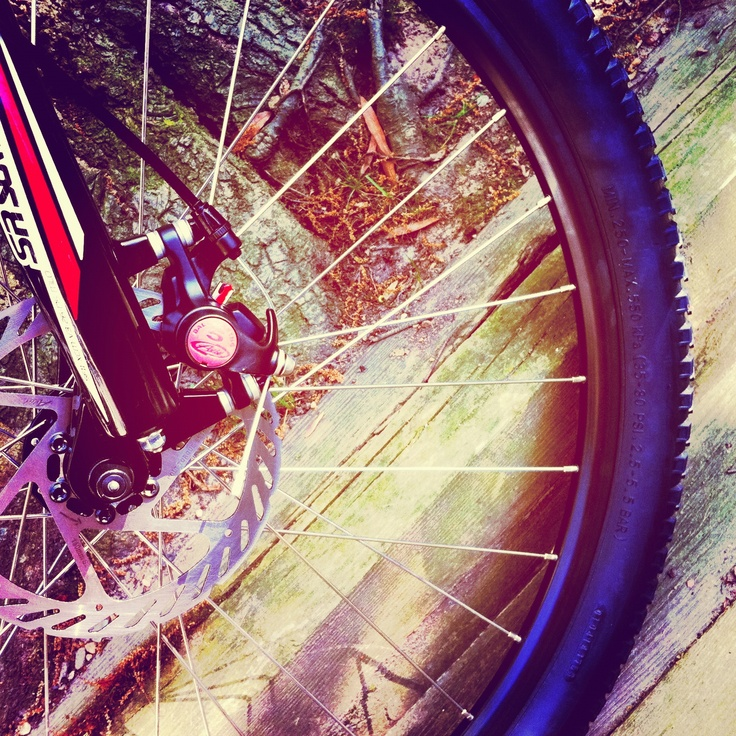 How to change out the tires on your mountain bike