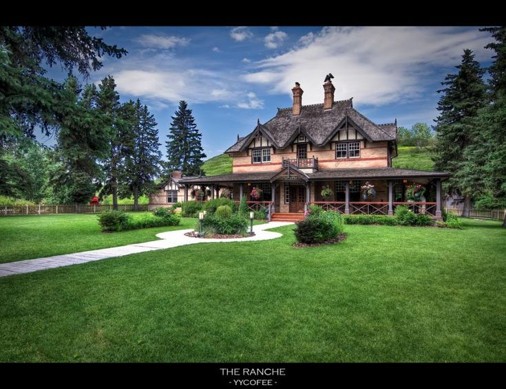 My dream ranch home dream houses pinterest for Ranch style dream homes