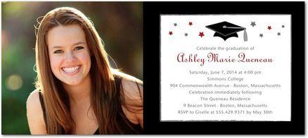 Graduation Cap Invitations is amazing invitations sample