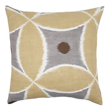 zgallerie Sula Pillow-Pewter ($69.95) | Z Gallerie Win Your Pins Swe…