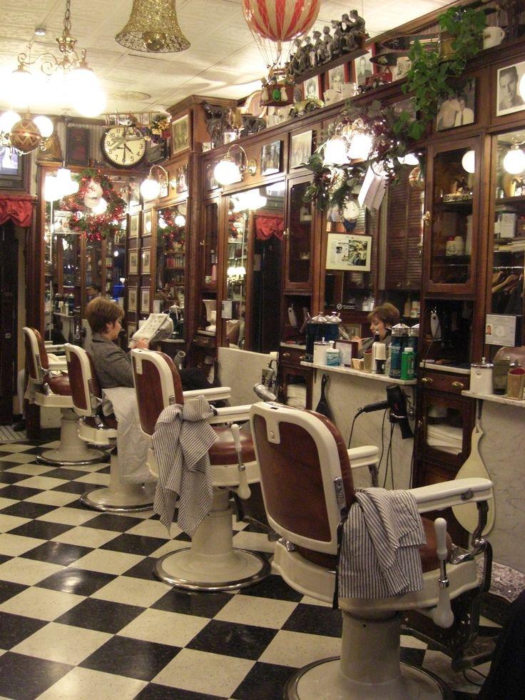 Barber Nyc : Barber shop, NYC ~~BARBER SHOP~~ Pinterest