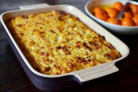 Bacon, Potato & Egg Breakfast Casserole Recipe — Dishmaps