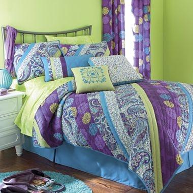chelsea comforter jcpenney kids rooms pinterest