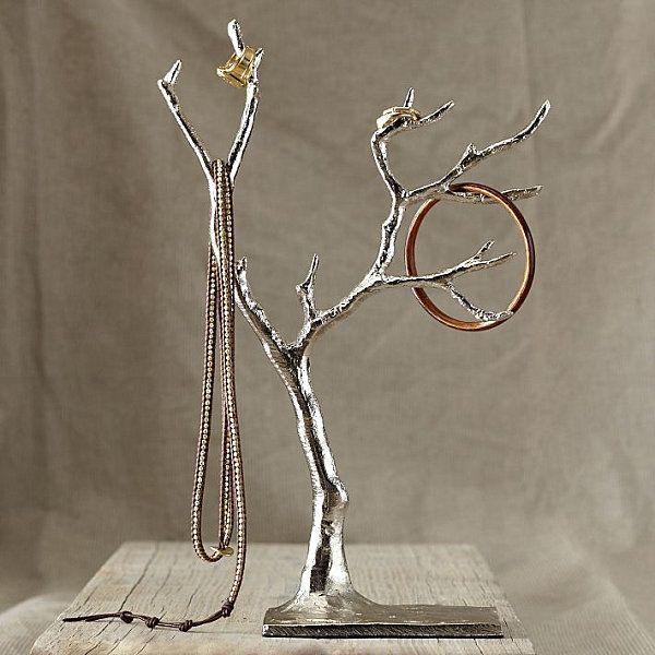 gift ideas for home metal jewelry tree jillyshappyhome com ideas
