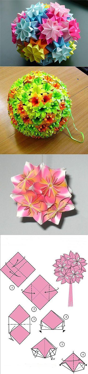 Легкие поделки из бумаги легкие и красивые 6