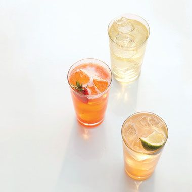 Strawberry, Lemon and Basil   Recipe