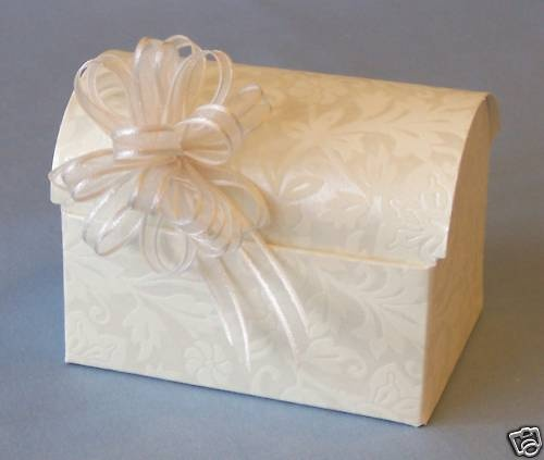 Wedding Gift Boxes Large : Sample LARGE DIAMANTE CHEST Wedding Favour Gift Box eBay