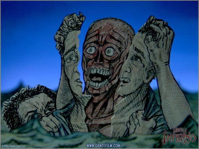 Dante's Inferno Puppet Movie