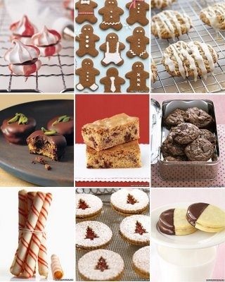 Holiday cookie exchange party christmas baking and menu ideas pin