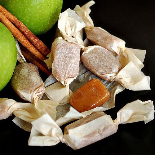 Apple Cider Caramels | Autumn | Pinterest