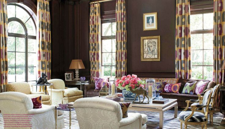 Pin by jane hall on paint color scheme plum purple from for Plum living room designs