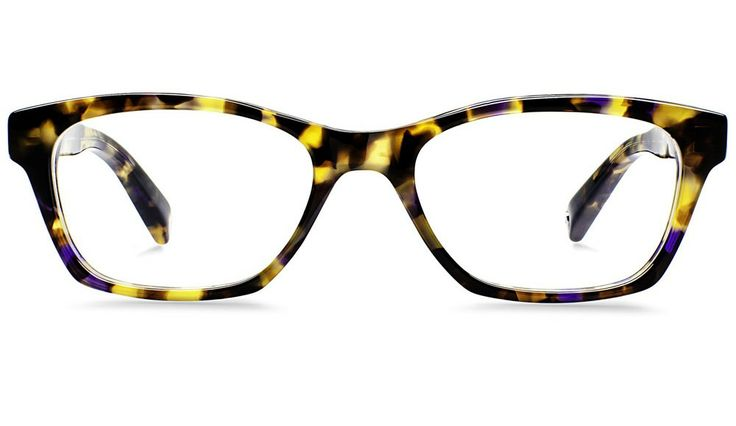 Eyeglass Frames For Small Narrow Faces : Sims Violet Magnolia Eyeglasses Accessories Pinterest