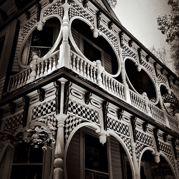 The gingerbread house quot in savannah ga places i ve been pinterest