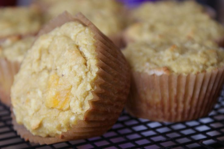 Sweet Mango Tea Muffins | What's Happening in my Kitchen | Pinterest