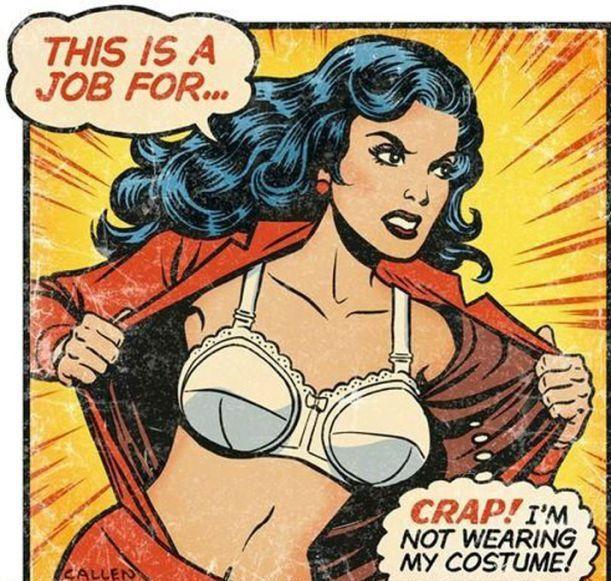 WonderWoman             I sacrifice to the moon ...