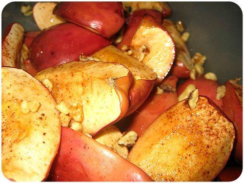 Baked Cinnamon Sugar Apples | Recipe
