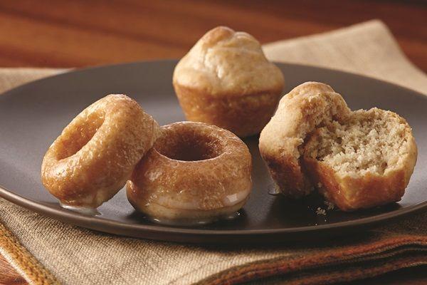 Mini Baked Donuts Recipe with Dairy-Free Vanilla, Maple or Mocha Glaze ...