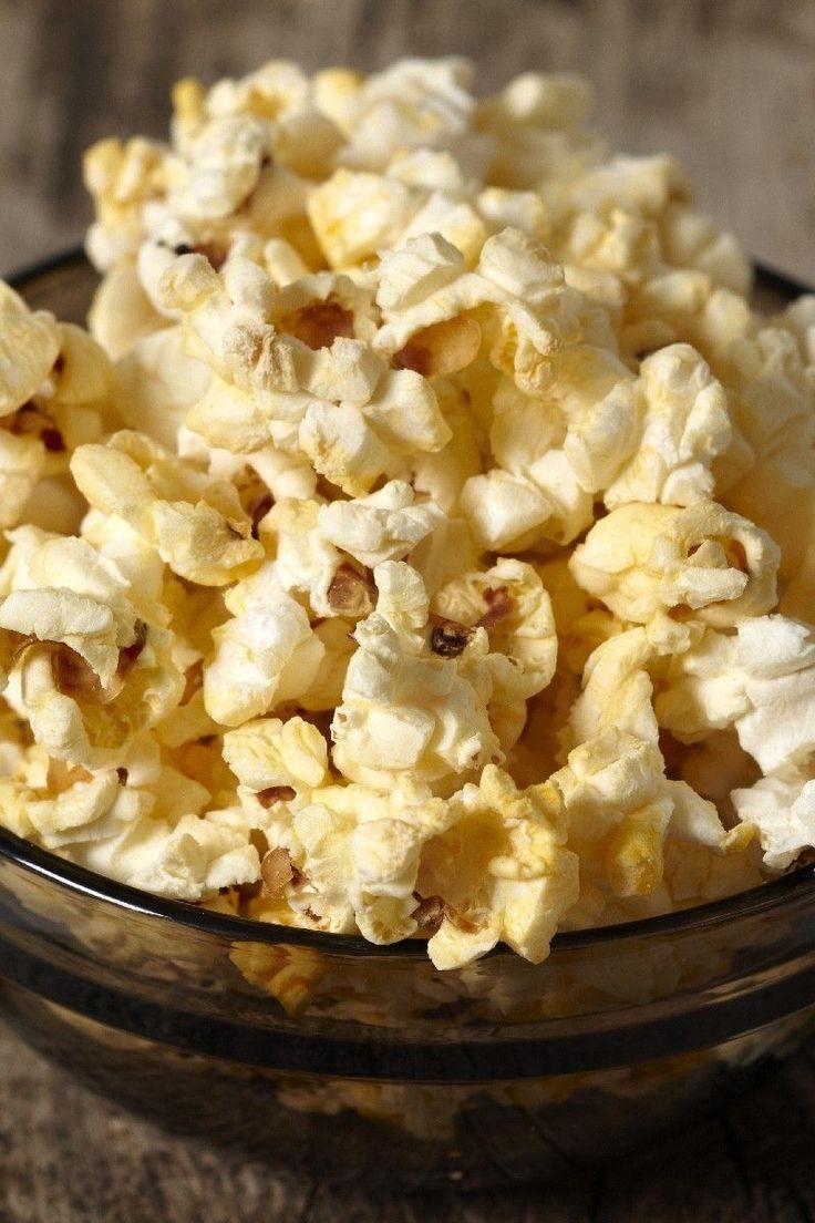 Homemade Kettle Corn Recipe   Yum in the Tum   Pinterest