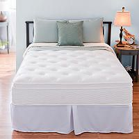 Memory Foam Mattress Bed Frame Set Twin Xl Sams Club
