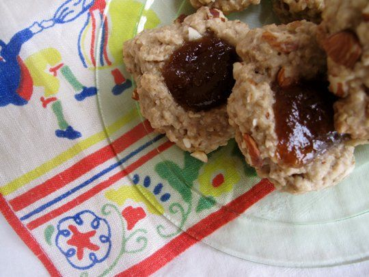 Life-Changing Vegan Thumbprint Cookies | Recipe