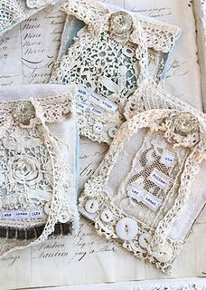 Jewelry Bags by Beth Quinn