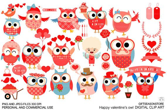 happy valentines day clip art