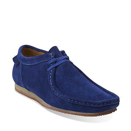 Clarks Shoes Wallabee Run