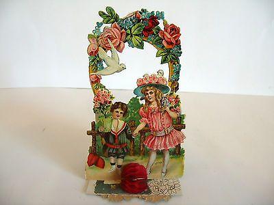 valentine antique rose