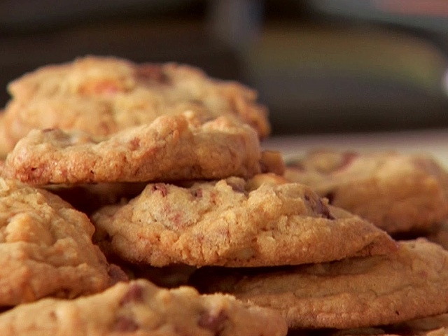 Hazelnut Chocolate Chip Cookies from CookingChannelTV.com