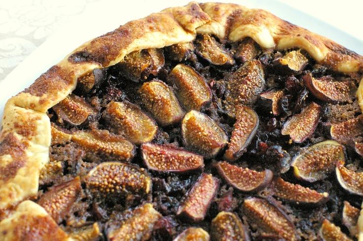 Cranberry-Fig Quinoa Tart Recipes — Dishmaps