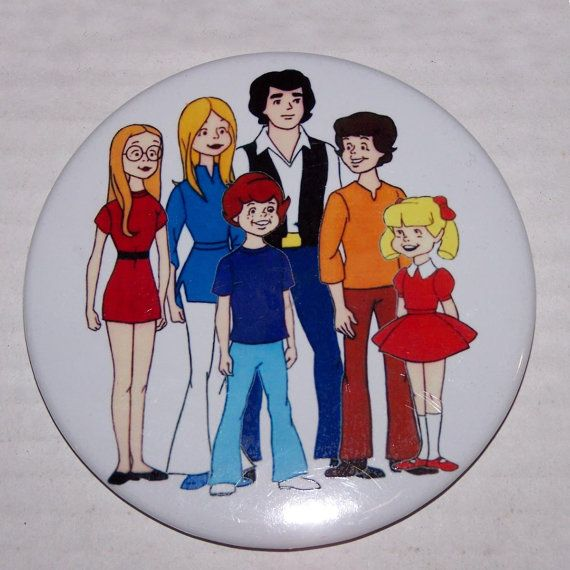 from Kelvin the brady bunch toons