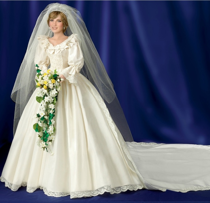 Princess Diana 39 S Wedding Day Dolls Fashion And More Pinterest