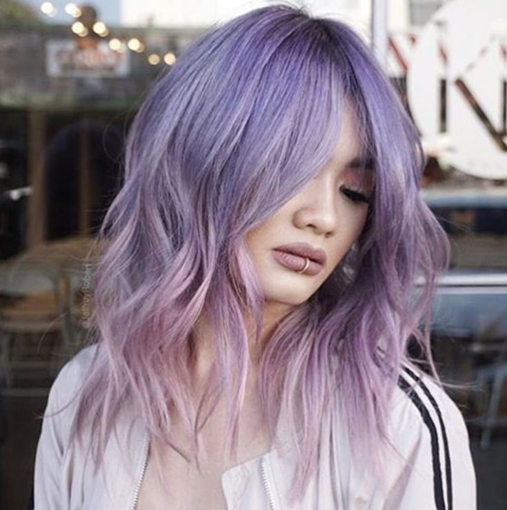 photo Pretty Pastel Hair Color Ideas You Might Like to Consider