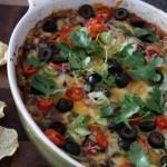 Feeling Snacky: Black Bean Fiesta Dip