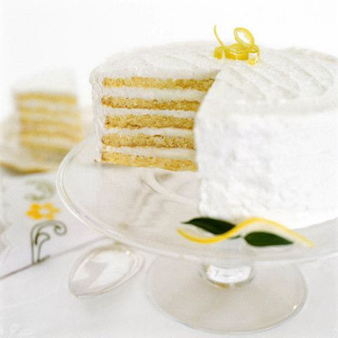 Coconut Cloud Cake | Recipes | Pinterest