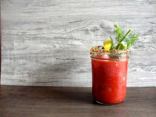 Salt-Free --> Can't Be Beet Bloody Mary | Cheers! | Pinterest