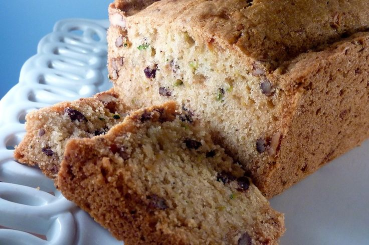 How to Make Gluten Free Zucchini Bread | FOOD | Pinterest